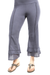 Summer Tiered Crop Pant UnPrinted-Was $128, NOW - Blue Fish Company - 4