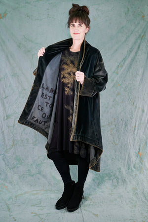 5246 Velvet Opera Coat Heirloom-P