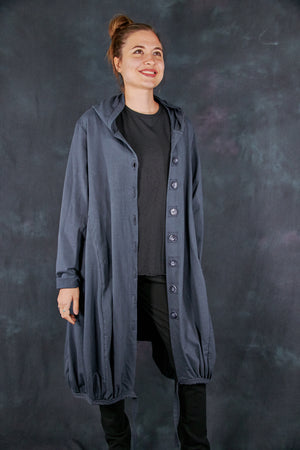 5280 The Zephyr Coat-Lux-Spatial Memory