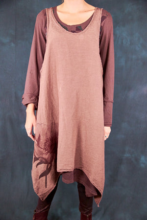 6212 Silk Hemp Midlayer Wood-P