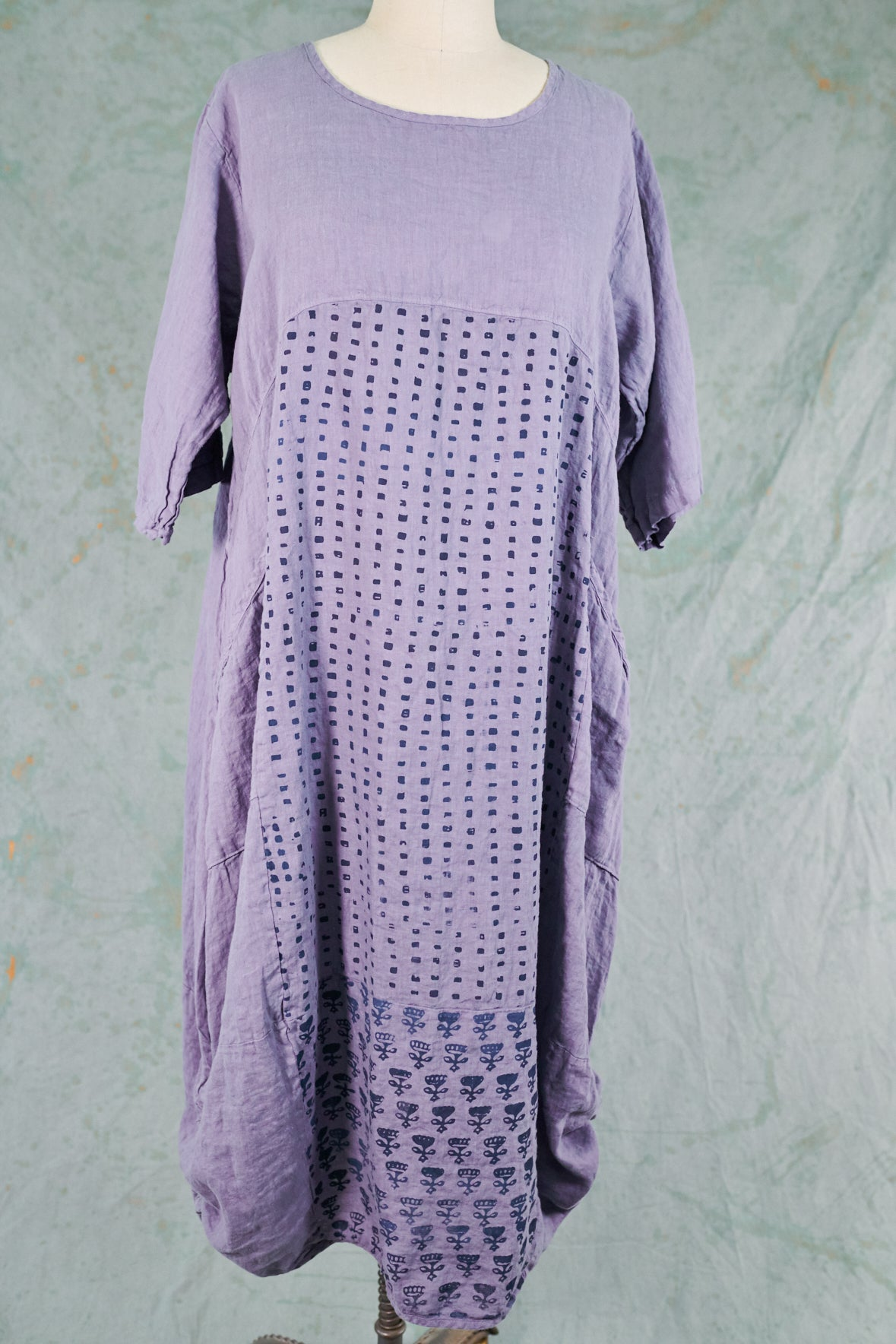 7221 Lovely Lady Dress-Lake-P