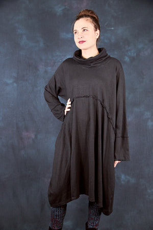 7241 Dharma Dress Noir-U