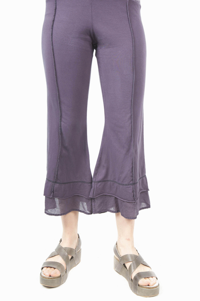 Summer Tiered Crop Pant UnPrinted-Was $128, NOW - Blue Fish Company - 2
