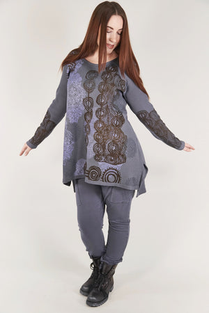 2293 Thermal Voyages Tunic-Lake-P