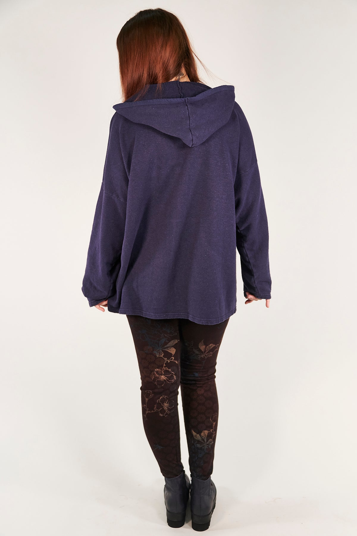 8888 Hip to Be Square Hoodie-Odyssey Blue-P