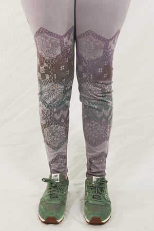 3136 Lightweight Leggings Dawn-P