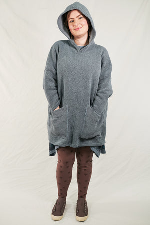 5271 Nanti Hooded Pocket Sherpa Sky