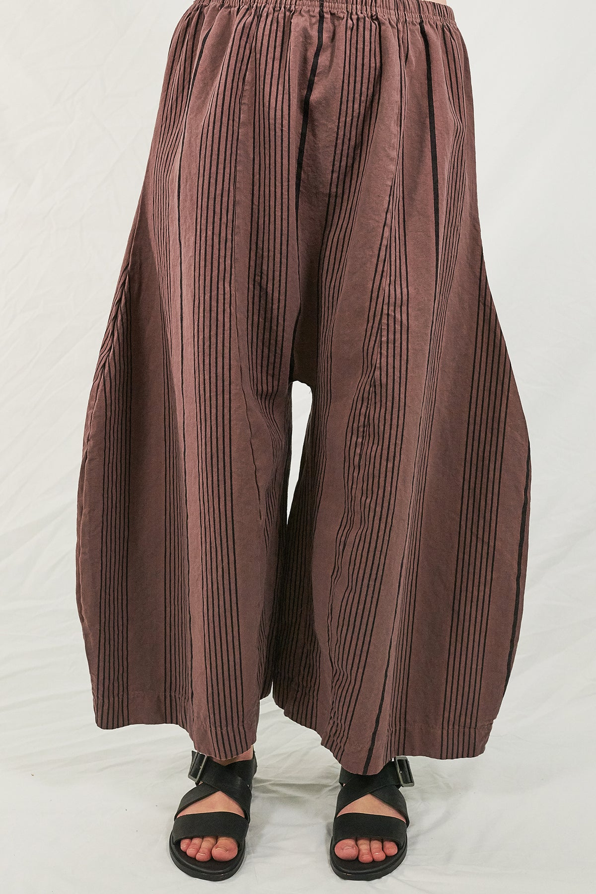 3190 Stripe Watercolor Pant Treehouse-U