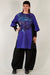 2250 Sketchbook Tunic/Sweatshirt Dress-Blue Spectrum-P