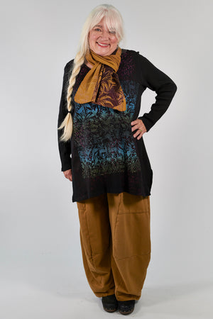 8001 Thermal Scarf Palo Santo-P