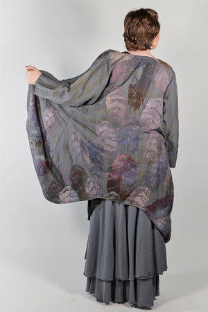 5266 Geoides Duster Graycious - Ethereal Feathers