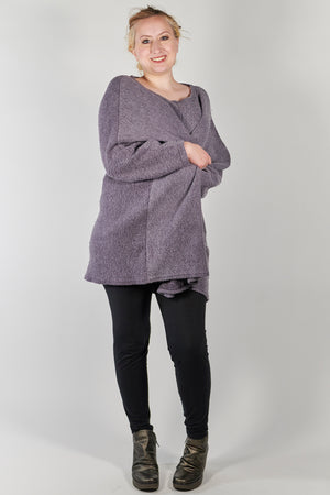 1249 Heavenly Cotton Sherpa - Amethyst