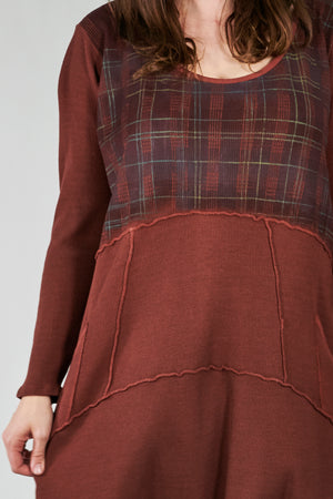 2308 Thermal Vector with Pockets Russet-P