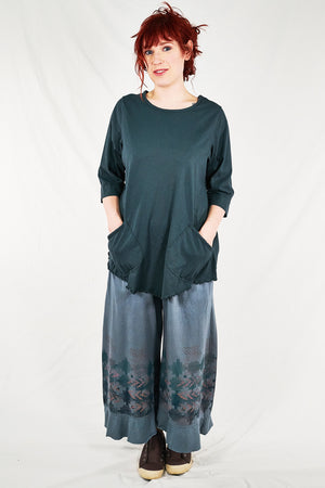 1175 Artisan Pocket Top Puddle-U