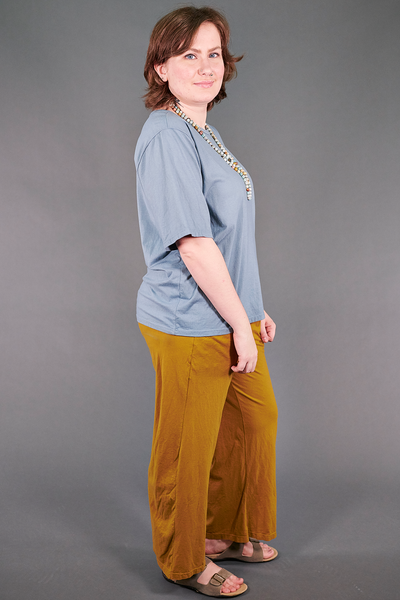 3284 Frenchtown Pant Vintage Brass-U