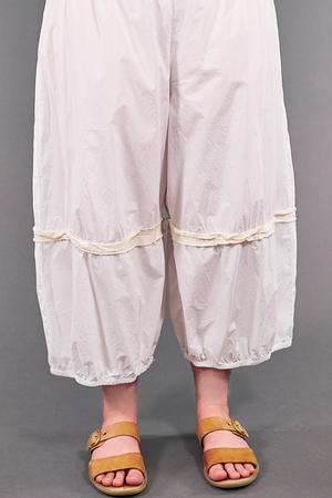 3303 Summer Meadow Pant White-U