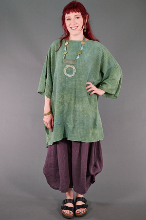 2282 Long Ana Tunic -Jade