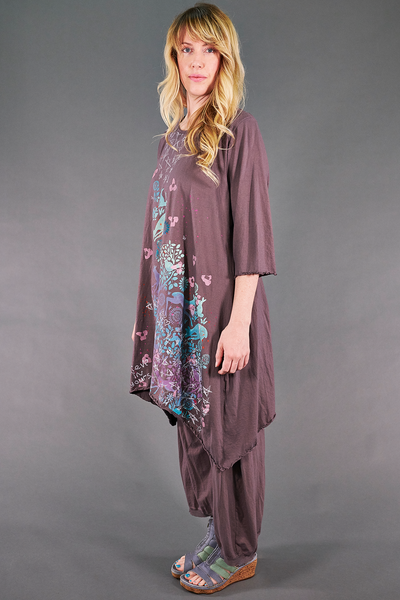1565 Swing Tunic Flint-Ethereal Forest
