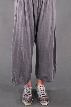 3288 Metro Pant With Mesh Pewter-U
