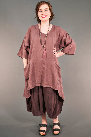 2229 Teatime Tunic Treehouse-U