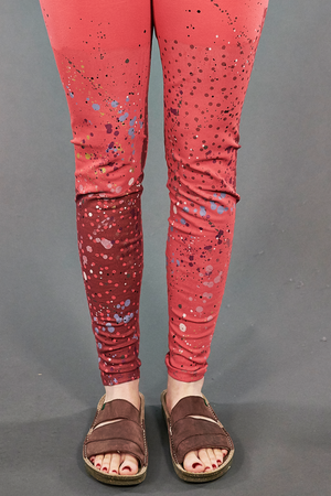3136 Lightweight Legging Coral-P