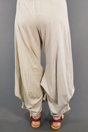 3142 Organic Billow Lounge Pant Fog-U