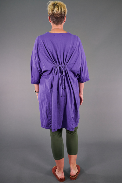 1566 Drawcord Tunic -Margaux-P