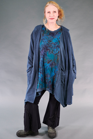 5261 Hooded Cloak-Blue Cypress-Big Sur Astral Forest