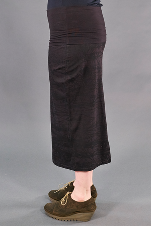 4179 Layer Skirt-Noir-P