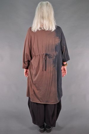 1566 HD Drawcord Tunic Sparrow-U