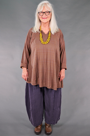 2288 Caravan Camp Tunic-Sparrow-U