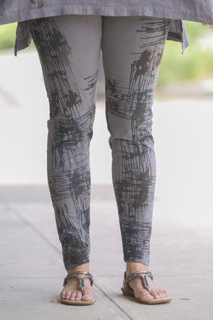 3136 Lightweight Legging Dove-P