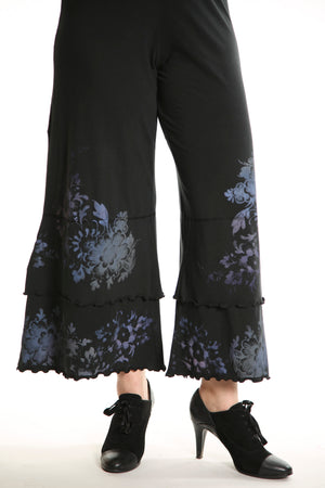 3239-Wide Petaloon Black UNPRINTED