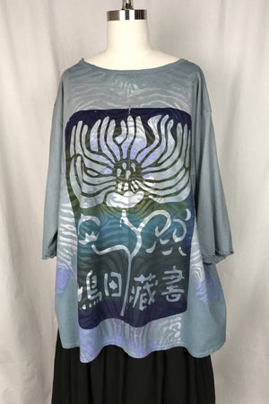 Frenchtown Sky Line Tunic