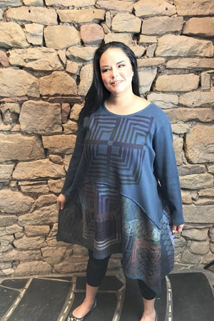 Frenchtown Thermal Tunic