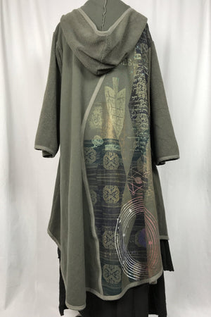 Frenchtown Wanderer's Printed Coat