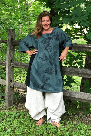 Riva Sketchbook Tunic
