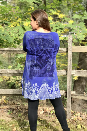 Frenchtown Voyages Tunic