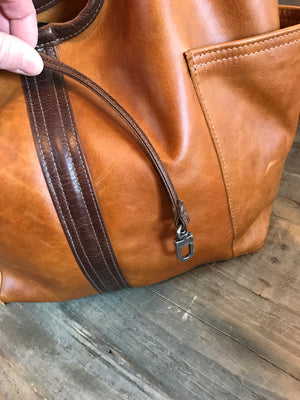 Oda Handmade Leather Bag