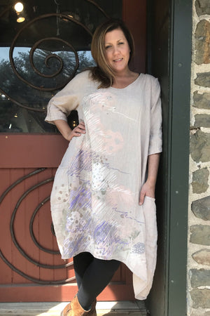 Frenchtown Sofia Cloud Dress