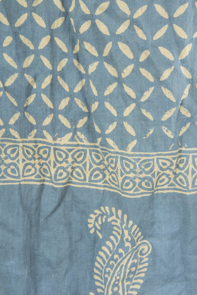 Indian Block Printed Scarf