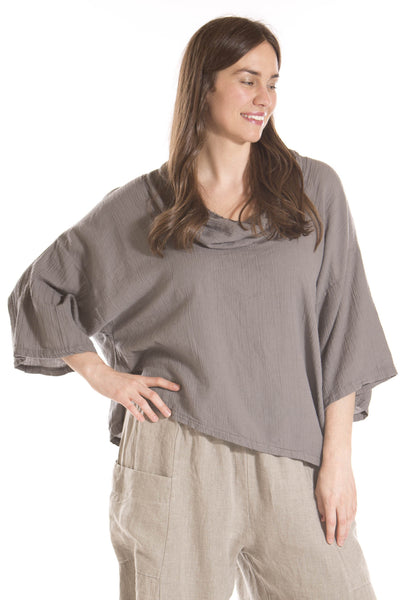 Breezy Angle Top UnPrinted