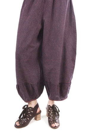 3224 Striped Meadow Pant Red/Ink Unprinted