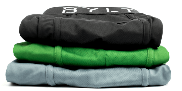 Men's Temperature Control Flex Trunk Boxer Briefs Pack by BYLT Basics.