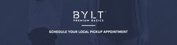 Local Pickup Appointment - BYLT Basics