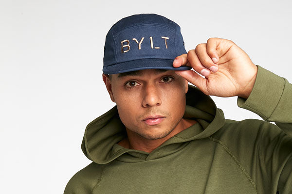 Low Profile | 5-Panel Cap | BYLT Basics