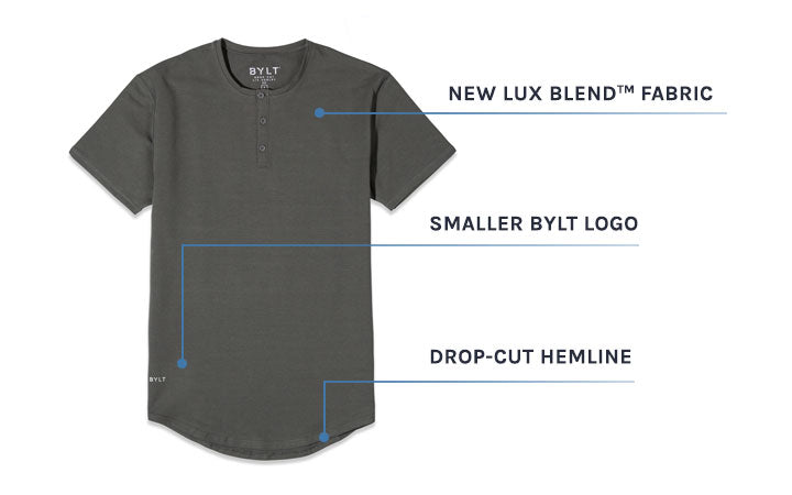 Drop-Cut by BYLT Basics