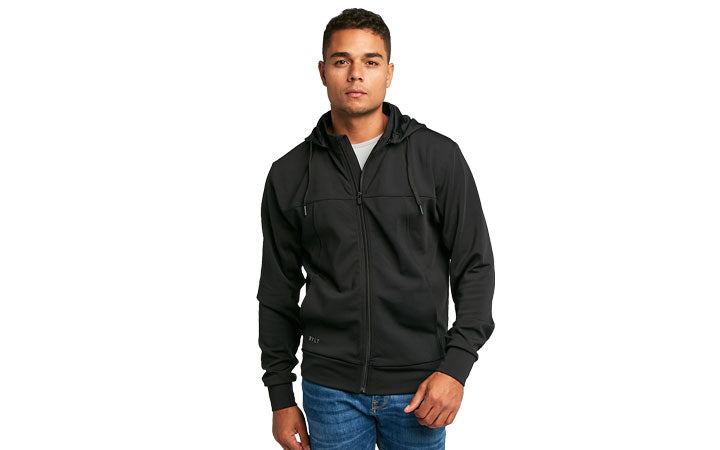 BYLT Basics Premium Tech Jacket for an athletic look and modern style