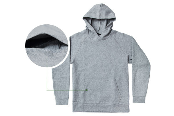 Internal Pocket | Men's Premium Pullover