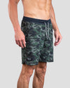 Active Shorts Forest Camo - Active Short